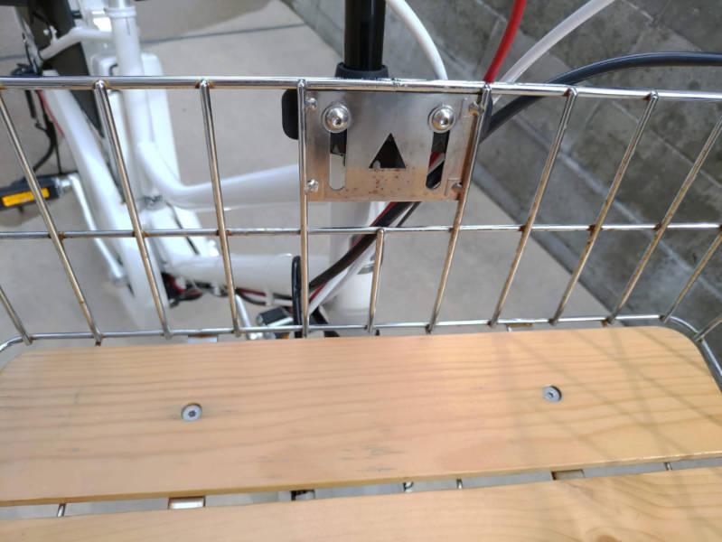 HYDEE2 カゴ交換 GIZA PRODUCTS ウッド ボトム バスケット 錆 塗装 -1-