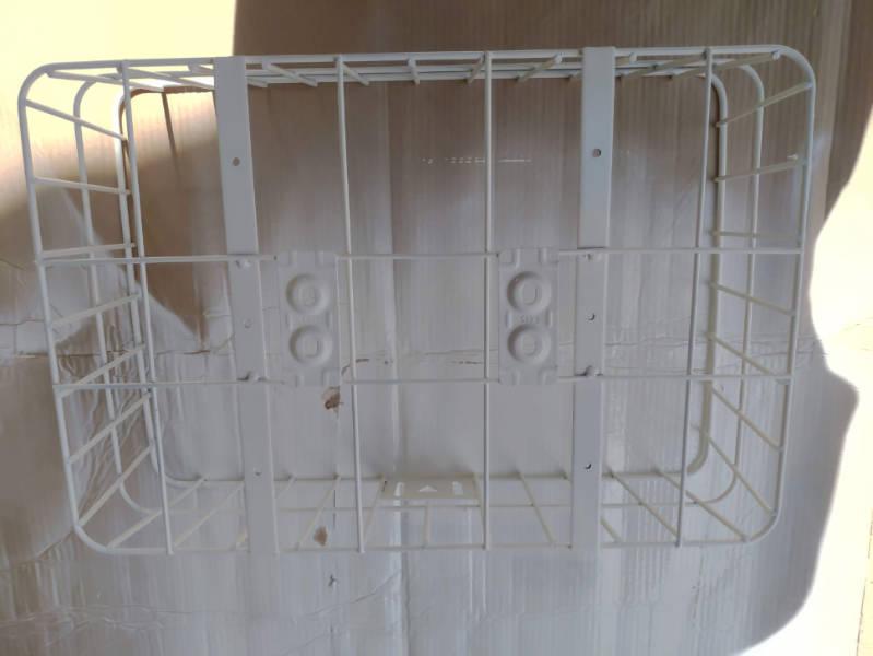 HYDEE2 カゴ交換 GIZA PRODUCTS ウッド ボトム バスケット 錆 塗装 -9-
