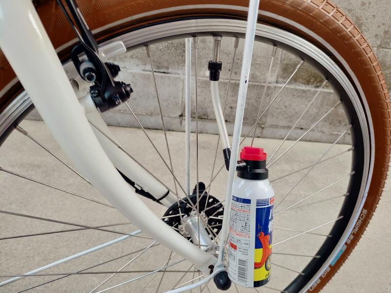 HYDEE2(ハイディツー)電動自転車 パンク修理剤 -5-