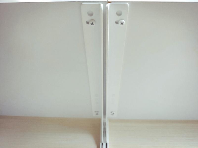 ロイヤル 棚柱&ブラケット 棚受・化粧板 DIY -6-
