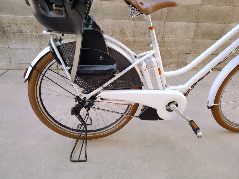 電動自転車 HYDEE2 パナソニック PANASONIC SKR602 LEDかしこいテールライト 泥除け装着用 -1-