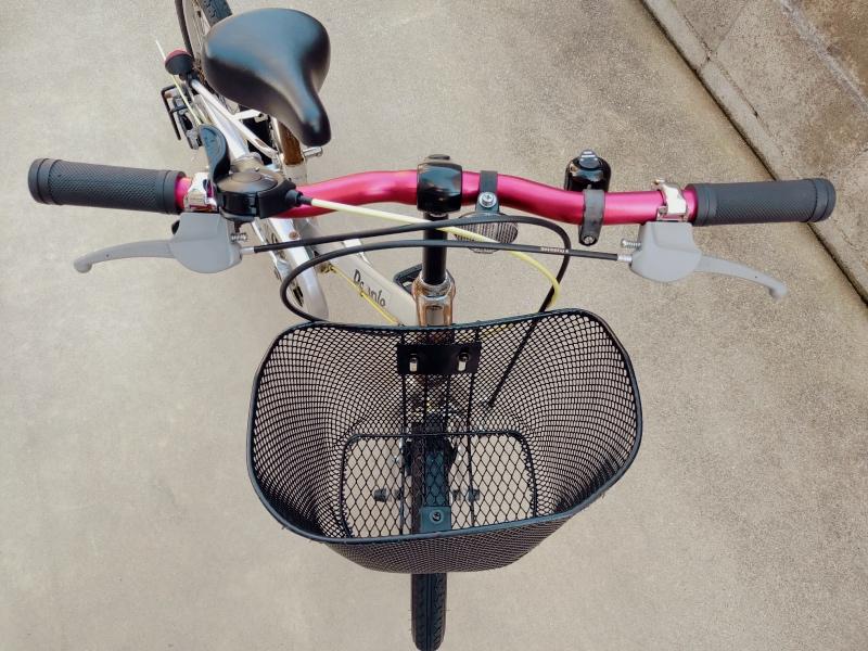 子供・幼児用 自転車 LEDソーラーライト -7-