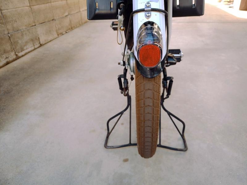 電動自転車 HYDEE2 パナソニック PANASONIC SKR602 LEDかしこいテールライト 泥除け装着用 -13-