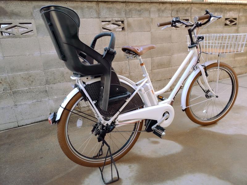 電動自転車 HYDEE2 パナソニック PANASONIC SKR602 LEDかしこいテールライト 泥除け装着用 -7-