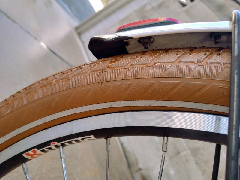 電動自転車 HYDEE2 パナソニック PANASONIC SKR602 LEDかしこいテールライト 泥除け装着用 -3-