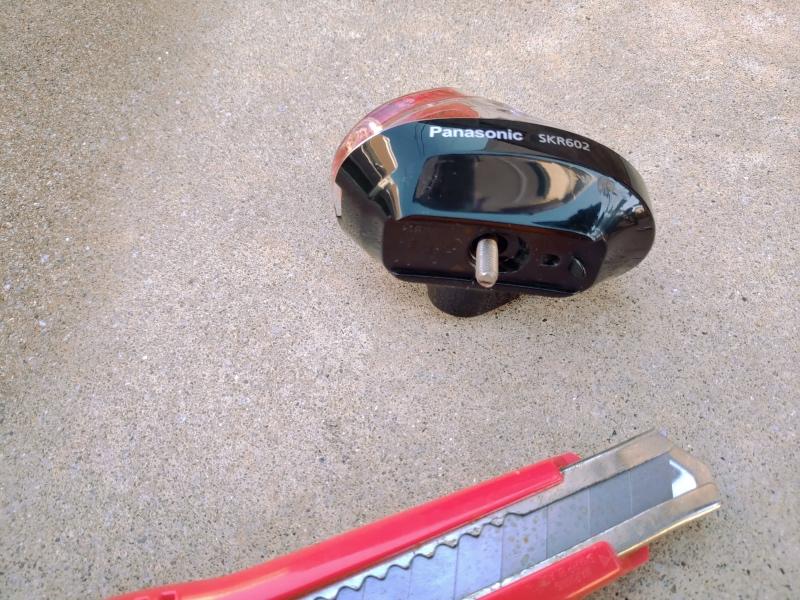 電動自転車 HYDEE2 パナソニック PANASONIC SKR602 LEDかしこいテールライト 泥除け装着用 -11-