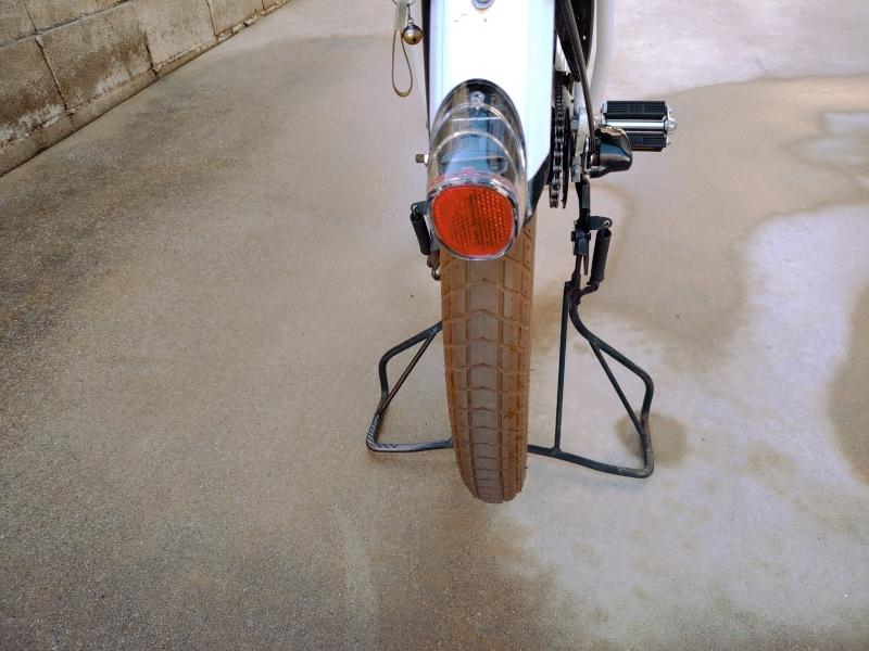電動自転車 HYDEE2 パナソニック PANASONIC SKR602 LEDかしこいテールライト 泥除け装着用 -9-