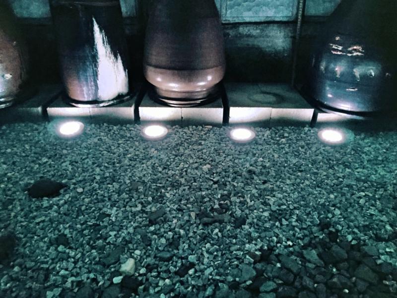 ガーデンライト(ソーラーライト10LED) -2-