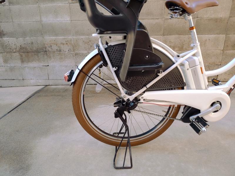 電動自転車 HYDEE2 パナソニック PANASONIC SKR602 LEDかしこいテールライト 泥除け装着用 -14-
