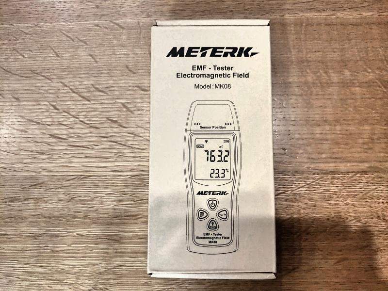 Meterk 電磁波計 電磁波測定器 太陽光発電パネル -1-