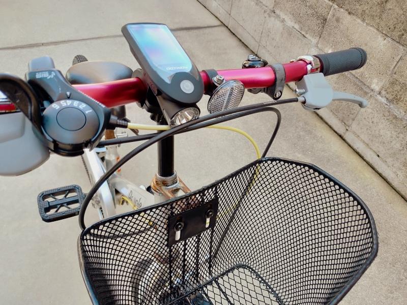 子供・幼児用 自転車 LEDソーラーライト -9-