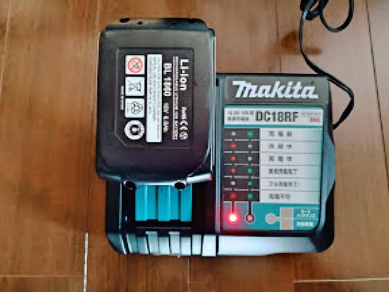 マキタ 互換バッテリー BL1860 6.0Ah 18V 使えない -3-