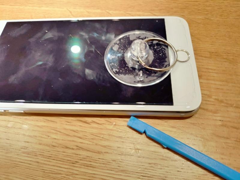 Apple iPhone 6 Plus バッテリー交換 -6-