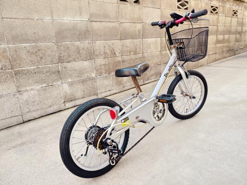 子供用自転車の鍵を暗証番号式に交換 -2-