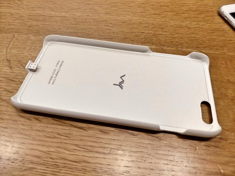 iPhone 6 plus qi ワイヤレス充電対応化 -3-