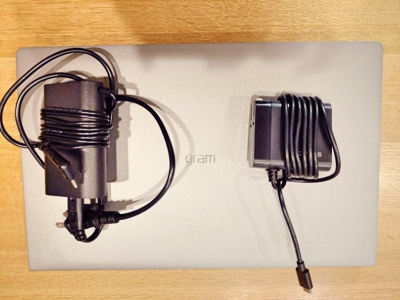 超軽量&超快適なノートパソコンの環境 LG gram PD充電 microsoft arc mouse -9-