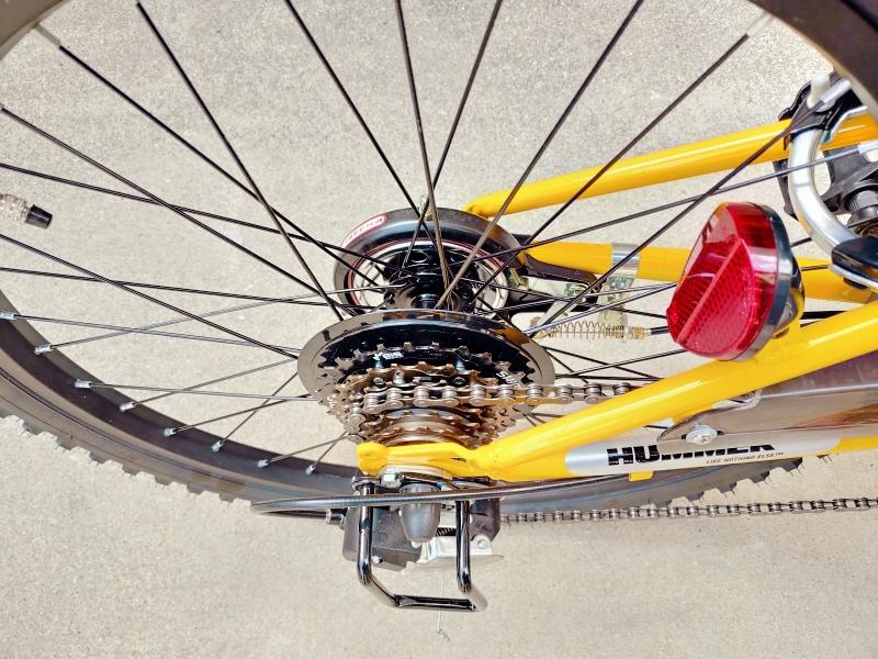 子供用自転車の鍵を暗証番号式に交換 -15-