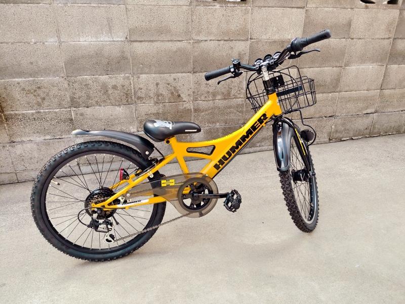 子供用自転車の鍵を暗証番号式に交換 -11-