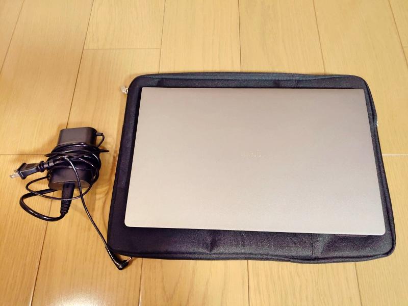 超軽量&超快適なノートパソコンの環境 LG gram PD充電 microsoft arc mouse -1-