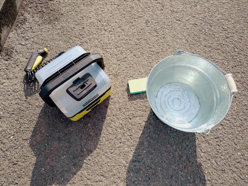 マルチクリーナー OC 3 水量 水圧テスト -3-