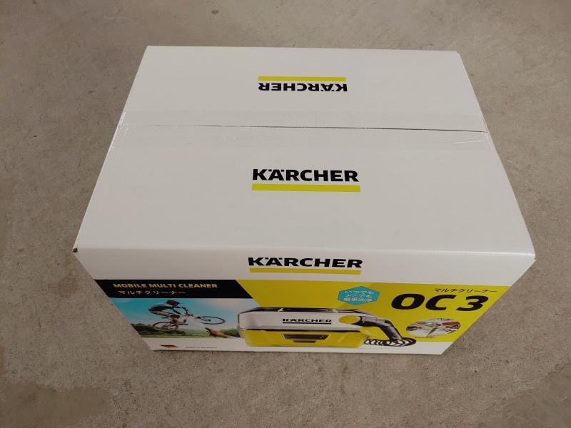マルチクリーナー OC 3 水量 水圧テスト -1-