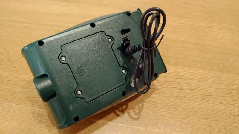 ソーラー式猫よけセンサー コンクリート置き設置対応 -7-