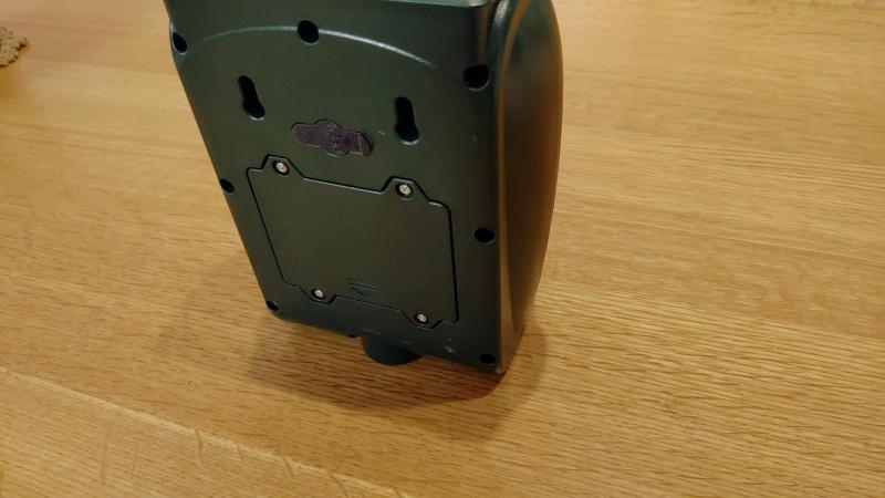 ソーラー式猫よけセンサー コンクリート置き設置対応 -6-