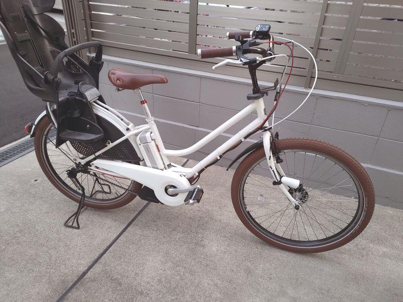 HYDEE2 電動自転車 カゴ交換 ライト交換 フェンダー交換 -12-