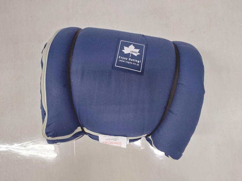 キャンプ用品で仮眠ベットを作る -9-