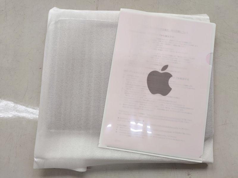 Mac Book Pro 16inc 故障・修理・返却 -4-
