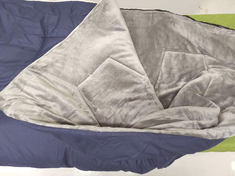 キャンプ用品で仮眠ベットを作る -10-