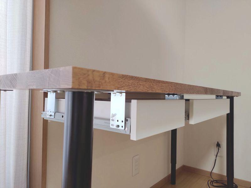 DIY 超簡単引き出し作り…リメイク -7-