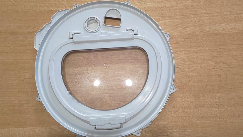 Panasonic洗濯機NA-FW100S1の蓋を修理する_130424