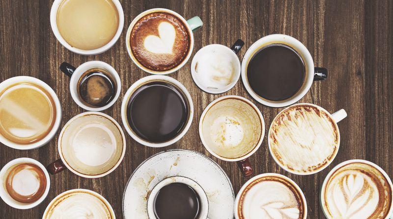 コーヒー 脱カフェイン