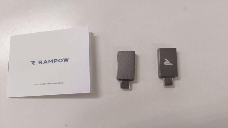USB Type B to Type C 変換4