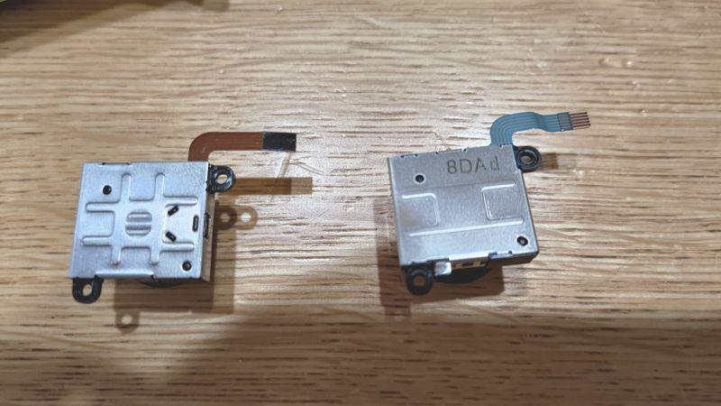 任天堂Switchコントローラーのドリフトを修理5