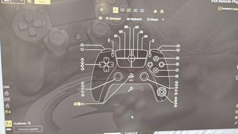 playstation 5のコントローラーDualSenseをPC ps nowで使う 01