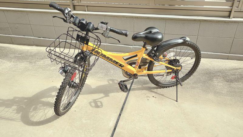 子供自転車のシート・ポストを交換する5