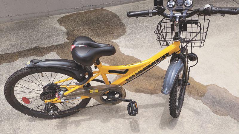 子供自転車のシートを交換・修理する6