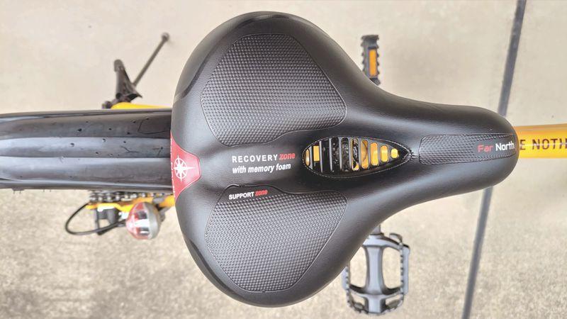 子供自転車のシート・ポストを交換する1