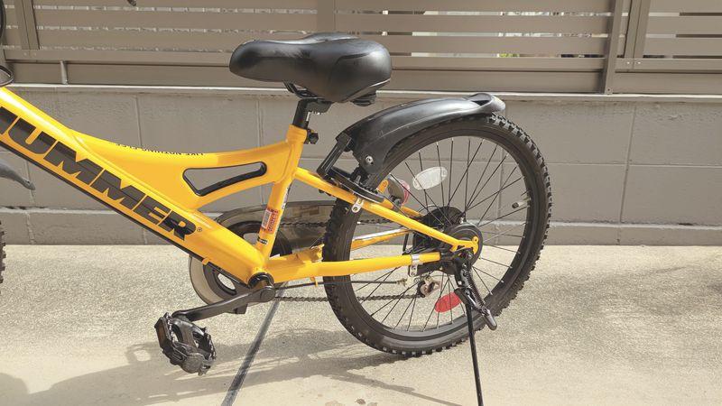 子供自転車のシート・ポストを交換する6